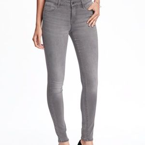 Old Navy Super Skinny Mid-Rise Jeans